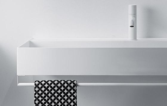 Quattro.Zero Accessori per bagni di Falper | Porta asciugamani