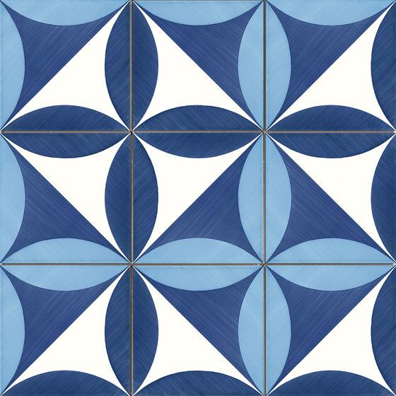 Blu Ponti – Tipo 27 by La Riggiola | Floor tiles