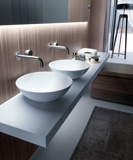 Via Veneto|G Vanity units by Falper | Vanity units