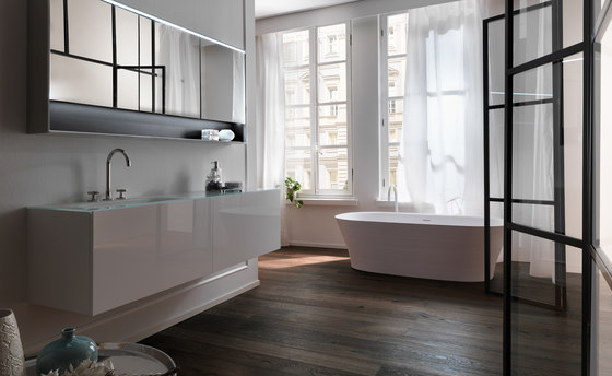 Via Veneto Vanity units by Falper | Vanity units