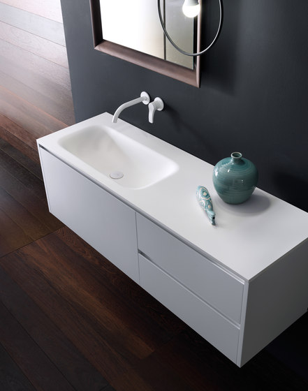 Via Veneto|G Vanity units by Falper | Vanity units