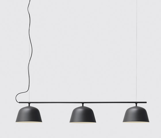 Ambit Rail Lamp de Muuto | Iluminación general