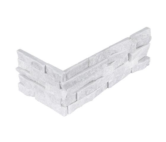 Brick | Bianco Brick Corner di Dune Cerámica | Piastrelle pietra naturale