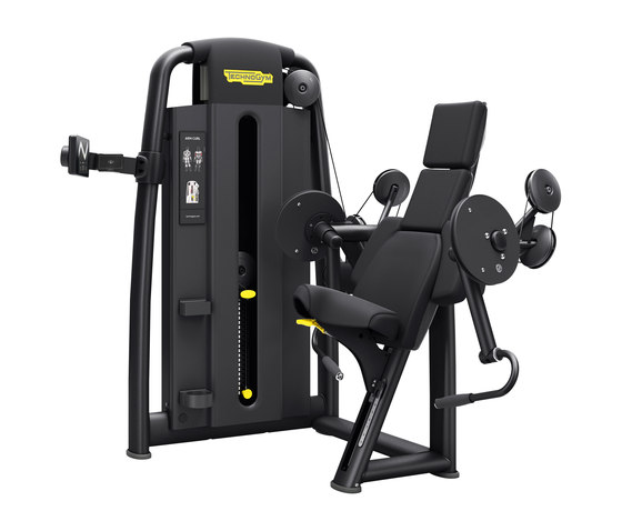 Selection Arm Curl by Technogym | Multi gyms