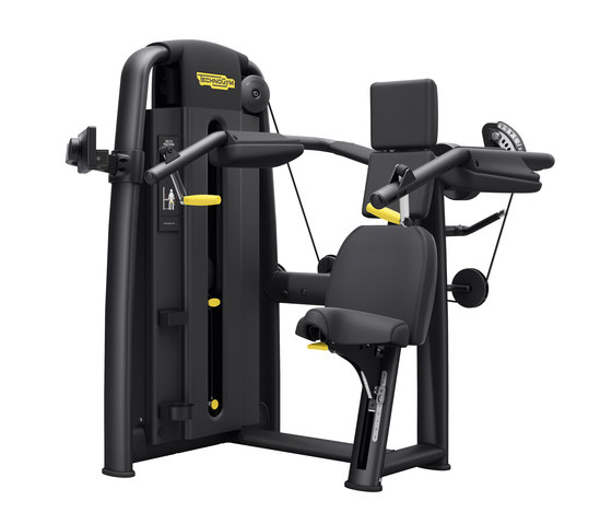 Selection Pro Delts Machine by Technogym | Fitness equipment