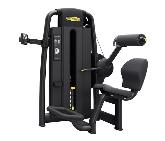 Selection Lower Back by Technogym | Multi gyms