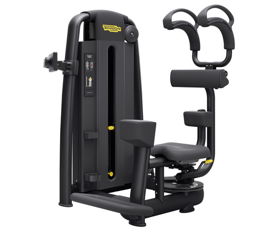 Selection Rotary Torso by Technogym | Multi gyms