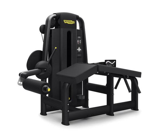 Selection Prone Leg Curl by Technogym   Multi gyms