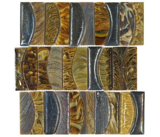 Michael R. Golden | Reggae de Dune Cerámica | Mosaïques verre