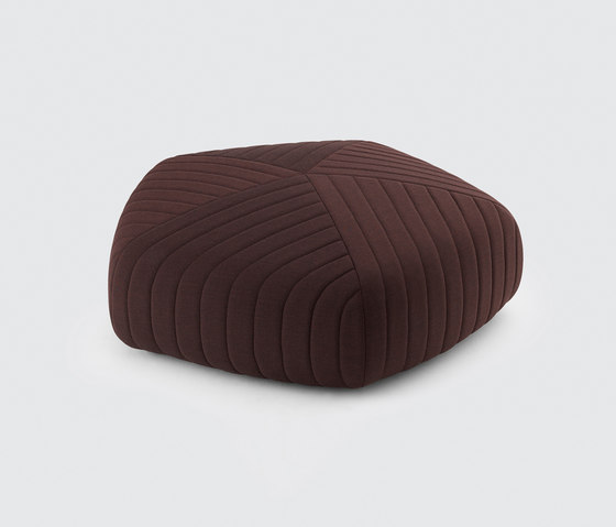 Five Pouf XL de Muuto | Poufs