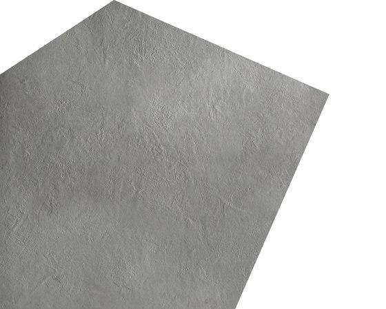 Argilla Dry | material pentagon large by Gigacer | Ceramic tiles