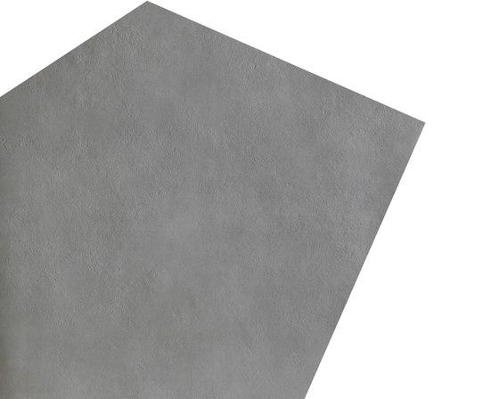 Argilla Dry   quarz pentagon large de Gigacer   Carrelage céramique