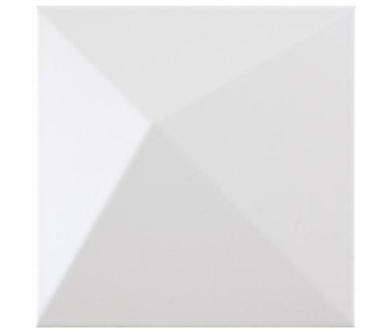 Shapes   Kioto White di Dune Cerámica   Piastrelle ceramica