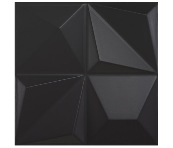 Shapes | Multishapes Black by Dune Cerámica | Ceramic tiles