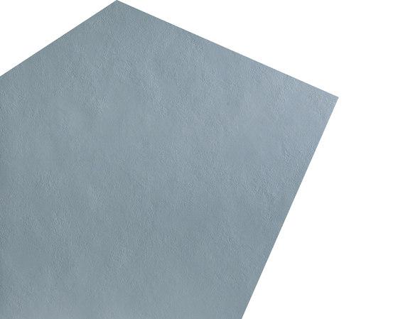 Argilla Marine | quarz pentagon large de Gigacer | Carrelage céramique
