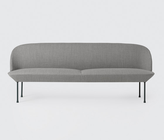 Oslo | 3-seater de Muuto | Sofás lounge