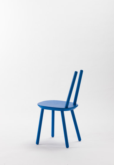Naïve Chair Blue by EMKO | Chairs