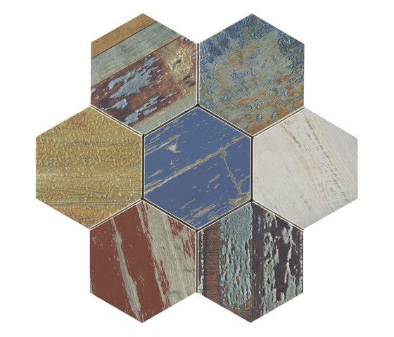 Dune Mosaics | Arte di Dune Cerámica | Mosaici ceramica
