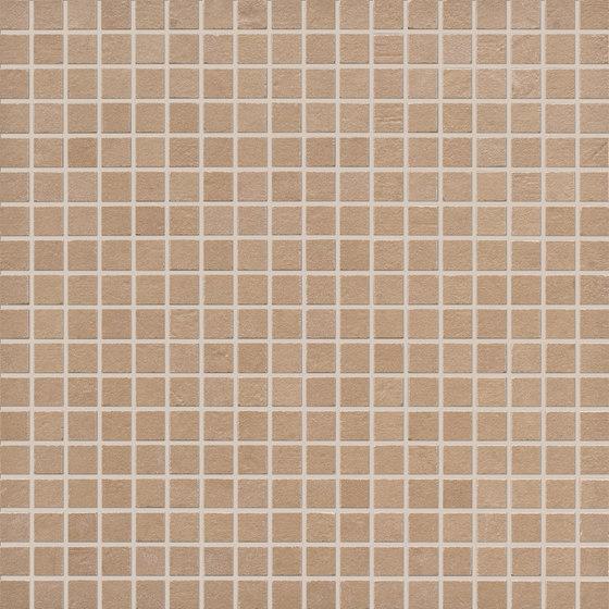 Concrete Beige | mosaic by Gigacer | Ceramic tiles