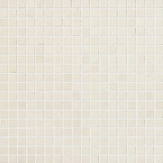 Concrete White   mosaic di Gigacer   Piastrelle ceramica