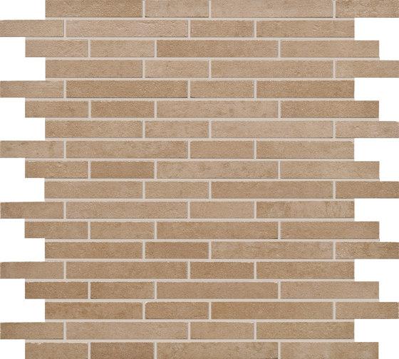 Concrete Beige | muretto de Gigacer | Carrelage céramique