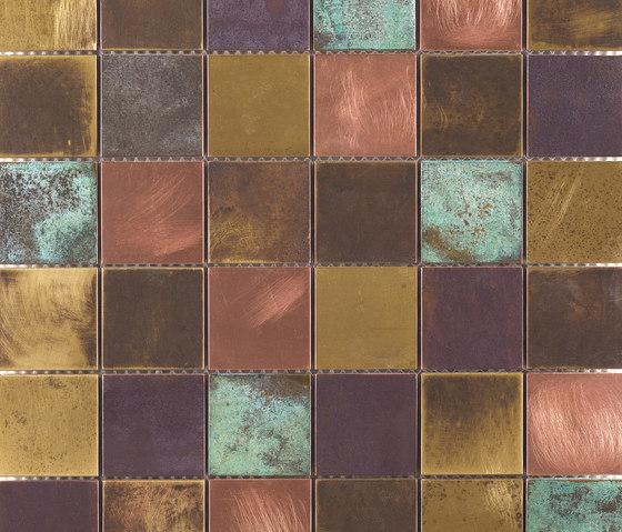 Venezia | Bronzo di Dune Cerámica | Mosaici pareti