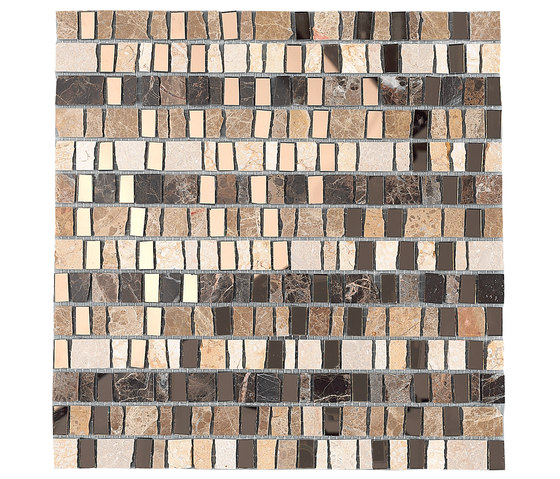 Venezia | Luxor by Dune Cerámica | Wall mosaics
