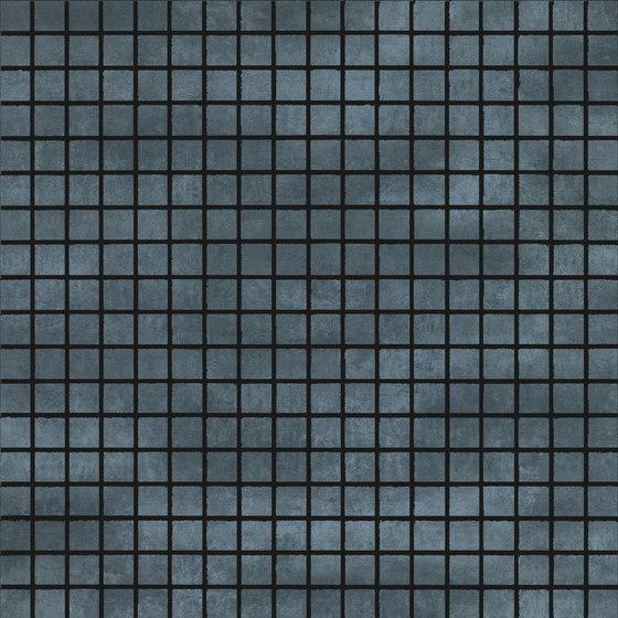 Krea Blue | mosaic von Gigacer | Keramik Fliesen