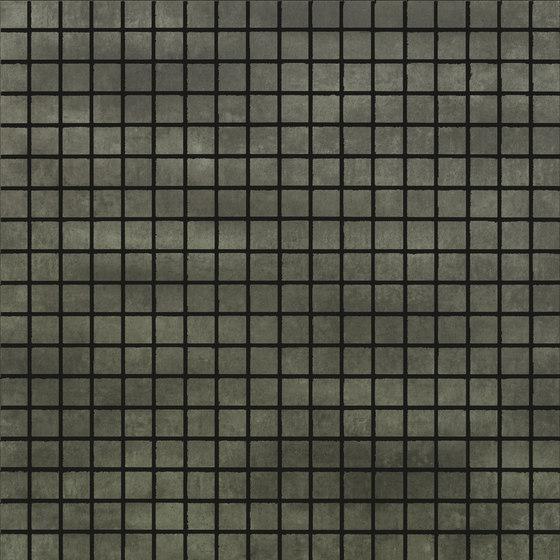 Krea Green | mosaic by Gigacer | Ceramic tiles