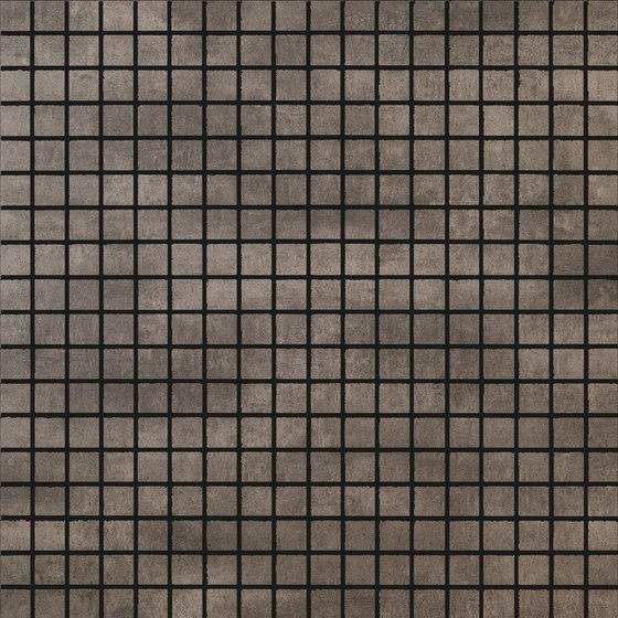 Krea Nut | mosaic di Gigacer | Piastrelle ceramica