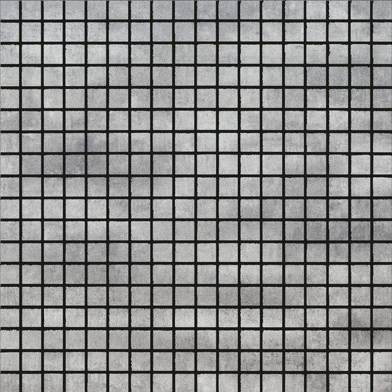 Krea Snow | mosaic de Gigacer | Carrelage céramique