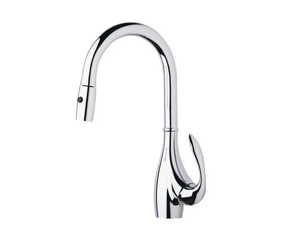 Bellefleur®   Single Handle Pull-Down Kitchen Faucet, 1.75gpm by Danze   Kitchen taps