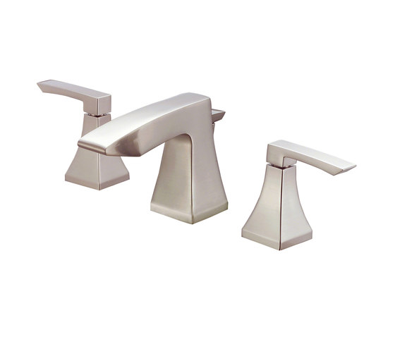 Logan Square™ | Two Handle Widespread Lavatory Faucet, 1.2gpm by Danze | Wash basin taps