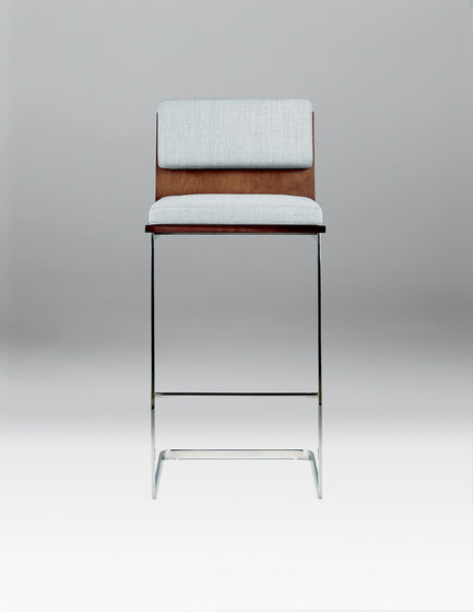 Li | Backed Stool by Cumberland Furniture | Bar stools