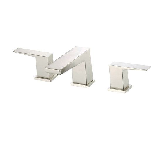 Mid-town® | Two Handle Widespread Lavatory Faucet, 1.2gpm by Danze | Wash basin taps