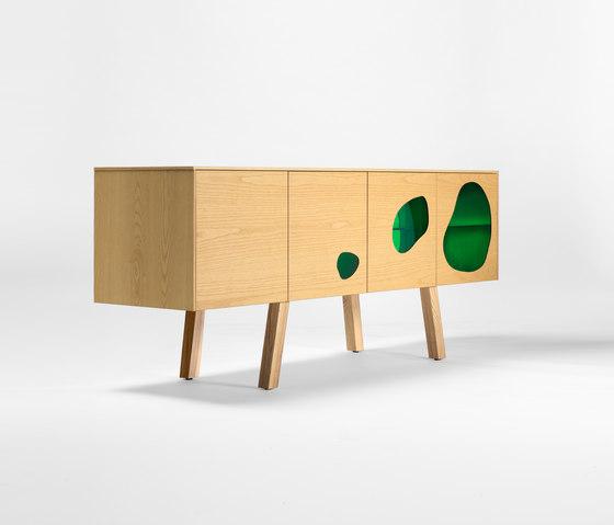 Aquário Cabinet II de BD Barcelona | Aparadores / cómodas