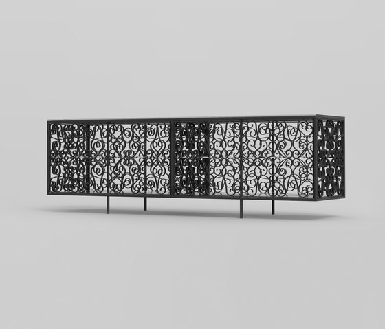 Dalia cabinet by BD Barcelona | Sideboards