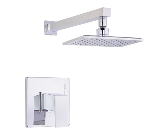 Mid-town® | Shower Only Trim Kit, 2.5gpm by Danze | Shower controls