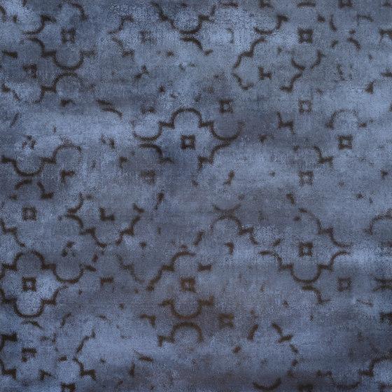 Krea Blue Decoro A de Gigacer | Baldosas de cerámica