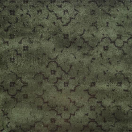 Krea Green Decoro A di Gigacer | Piastrelle ceramica