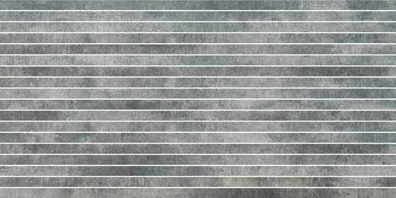 Krea Silver | stripes by Gigacer | Ceramic tiles