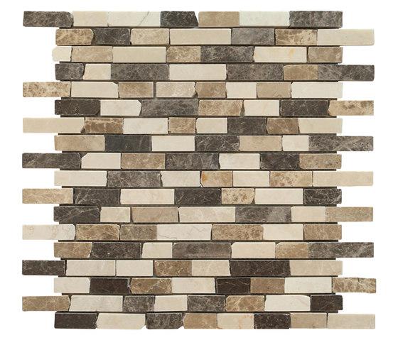 Dekostock Mosaics | Bodrum de Dune Cerámica | Mosaïques en pierre naturelle