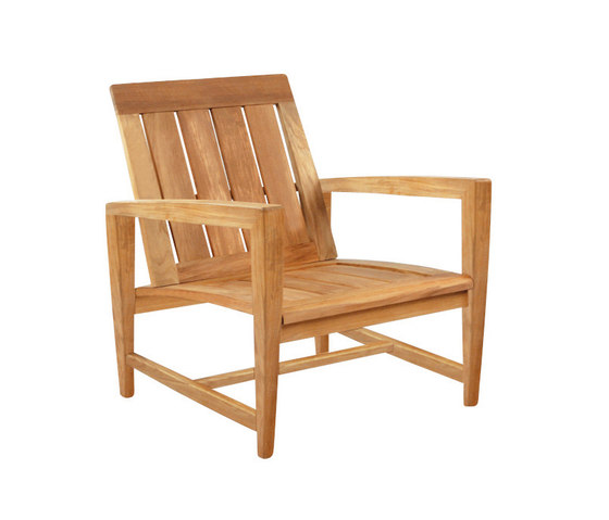 Amalfi Deep Seating Lounge by Kingsley Bate | Armchairs