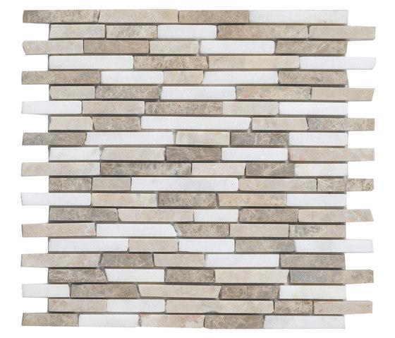 Dekostock Mosaics | Afyon de Dune Cerámica | Mosaïques en pierre naturelle