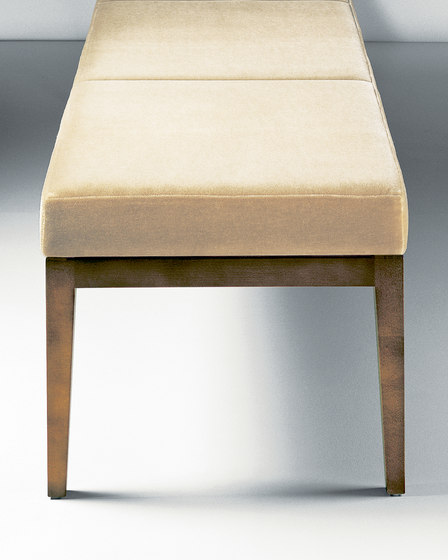Livy | Bench by Cumberland Furniture | Waiting area benches