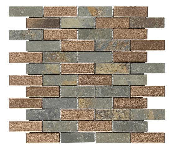 Dekostock Mosaics | Intuition by Dune Cerámica | Natural stone mosaics