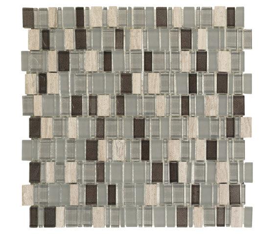 Dekostock Mosaics | Drops by Dune Cerámica | Natural stone mosaics