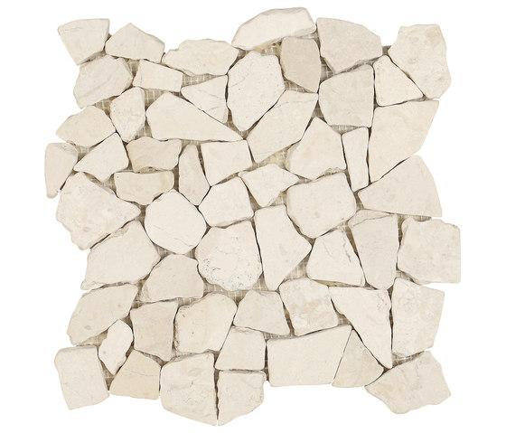 Dekostock Mosaics | Marimba de Dune Cerámica | Mosaïques en pierre naturelle