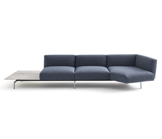 Avio Sofa System von Knoll International | Sofas