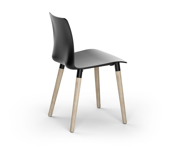 Mood Wood by Randers+Radius | Canteen chairs